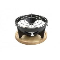 Réchaud à fondue - Invicta
