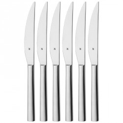 Set de 6 couteaux steak Nuova - WMF
