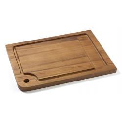 Planche à découper en bois - 44x32x3 cm - Nuance