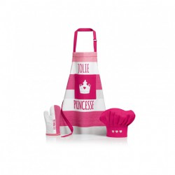 Set Jolie Princesse Rose - Winkler