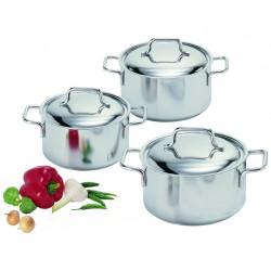 Set de cuisson 3 pièces Apollo - Demeyere