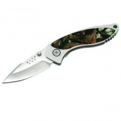 Couteau de poche Alpha Dorado - Buck