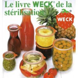 Le livre Weck de la stérilisation - Weck