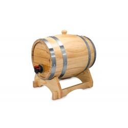 Tonneau Distributeur de vin 3 litres - Vin Bouquet