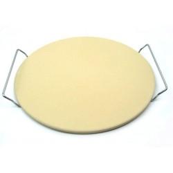 Pierre à pizza ronde - Küchenprofi