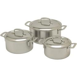 Set de cuisson 3 pièces Intense - Demeyere