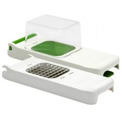 Coupe-légumes 2 grilles 6 et 12mm - Alligator
