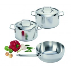 Set de cuisson 3 pces Apollo - Demeyere