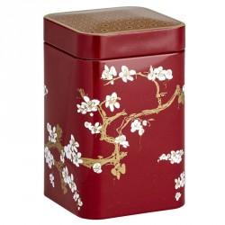 Boîte à thé JAPAN Rubin, 100gr - EigenArt