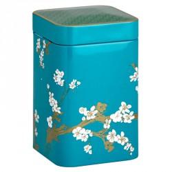 Boîte à thé JAPAN Turquoise, 100gr - EigenArt