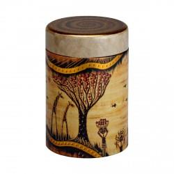 Boîte à thé AFRIKA Savane, 125gr - EigenArt