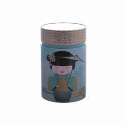 Boîte à thé LITTLE GEISHA Petrol, 150gr - EigenArt