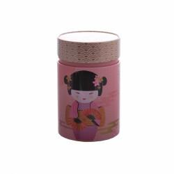 Boîte à thé LITTLE GEISHA Rose, 150gr - EigenArt