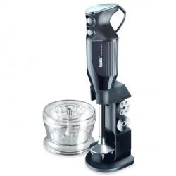 Mixeur Plongeant Bamix M160 DeLuxe Noir