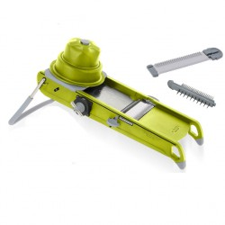 Mandoline Swing Plus Vert - De Buyer