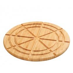 Planche à découper pizza bambou - Zassenhaus
