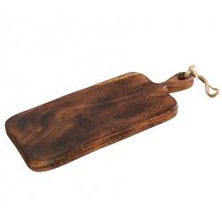 Planche  de présentation bois d'acacia - Zassenhaus