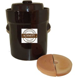 Pot à choucroute 10L