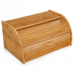 Boîte à pain en bambou massif - Zassenhaus