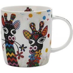Maxwell Williams mug girafe