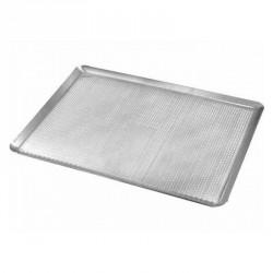 Plaque cuisson perforée - Gobel
