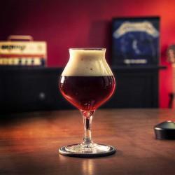 2 verres à bière de dégustation Puissance & Matière - Peugeot