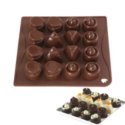 Moule chocolat Choco-Ice classic de Pavoni