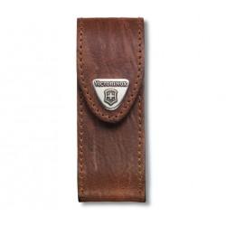 Etui de ceinture brun Victorinox
