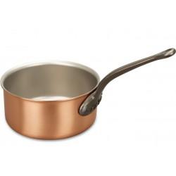 Poêlon droit en cuivre  - Falk Culinair